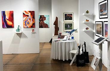 Participation in Contemporary Art Fairs – Agora Gallery