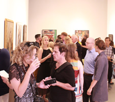 The Chelsea International Fine Art Competition Exhibition Reception