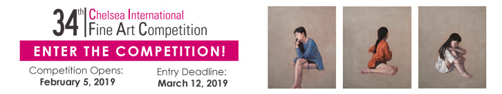 Enter the 34th Chelsea International Fine Art Competition