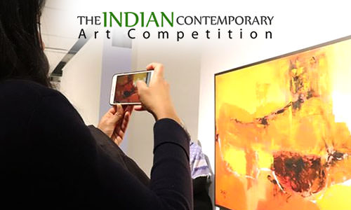 The Indian Contemporary Art Competition
