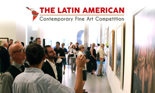 The Latin American Contemporary Fine Art Competition