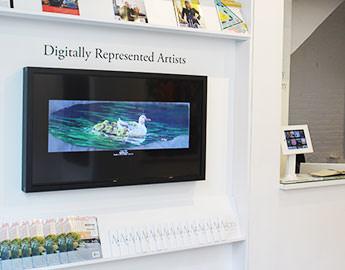 Digitally Represented Artists