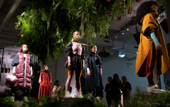 Pop-up exhibition new York