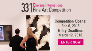 33rd Chelsea International Fine Art Competition