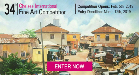 Sponsored Competition - The Chelsea International Fine Art Competition