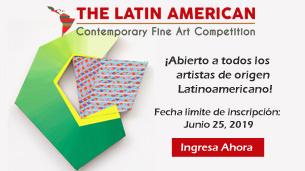 El Concurso de Artes Visuales Contemporáneas de América Latina